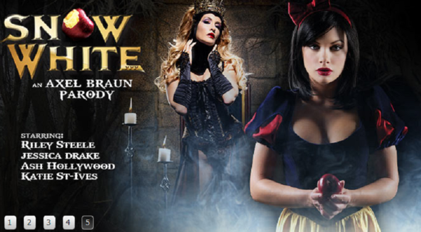 Snow White A Porn Parody Adult Entertainment
