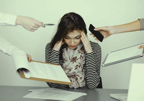 work stress, phone sex operator,